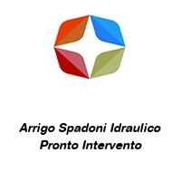 Arrigo Spadoni Idraulico Pronto Intervento