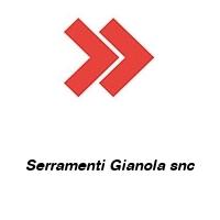 Serramenti Gianola snc