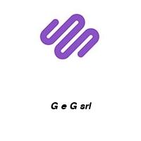 G e G srl