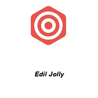 Edil Jolly