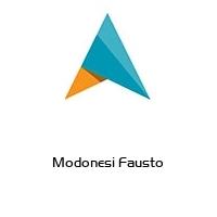 Modonesi Fausto