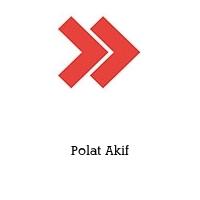 Polat Akif