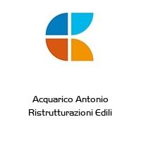 Acquarico Antonio Ristrutturazioni Edili