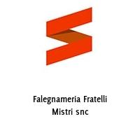 Falegnameria Fratelli Mistri snc