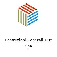 Costruzioni Generali Due SpA