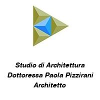 Studio di Architettura Dottoressa Paola Pizzirani Architetto