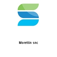Morettin snc