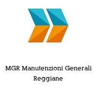 MGR Manutenzioni Generali Reggiane