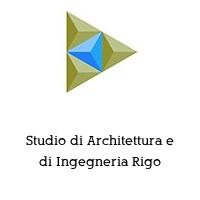 Studio di Architettura e di Ingegneria Rigo