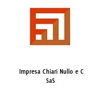 Impresa Chiari Nullo e C SaS