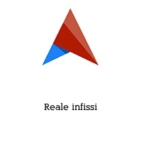 Reale infissi