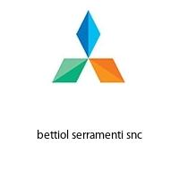 bettiol serramenti snc