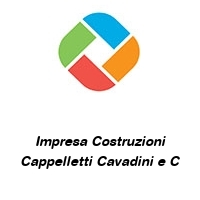 Impresa Costruzioni Cappelletti Cavadini e C