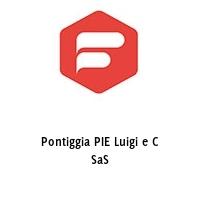 Pontiggia PIE Luigi e C SaS