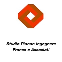 Studio Pianon Ingegnere Franco e Associati