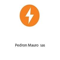 Pedron Mauro  sas