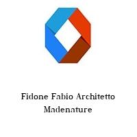 Fidone Fabio Architetto Madenature