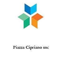Piazza Cipriano snc