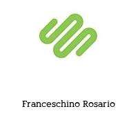 Franceschino Rosario