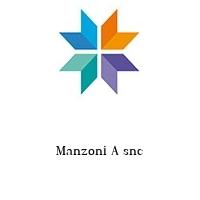 Manzoni A snc