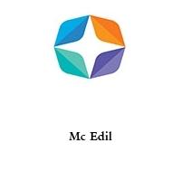 Mc Edil