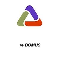 re DOMUS