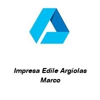 Impresa Edile Argiolas Marco