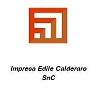 Impresa Edile Calderaro SnC