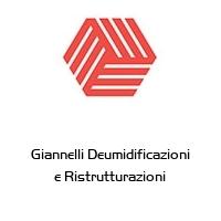 Giannelli Deumidificazioni e Ristrutturazioni