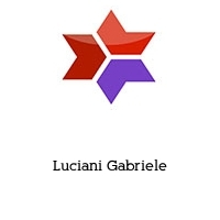 Luciani Gabriele