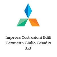 Impresa Costruzioni Edili Geometra Giulio Casadio SaS