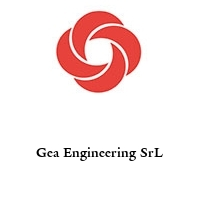 Gea Engineering SrL