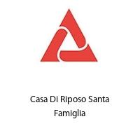 Casa Di Riposo Santa Famiglia