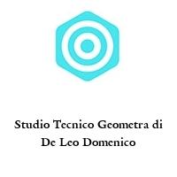 Studio Tecnico Geometra di De Leo Domenico