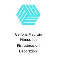 Gerlone Maurizio Pitturazioni Ristrutturazioni Decorazioni