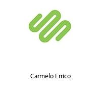 Carmelo Errico