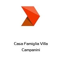 Casa Famiglia Villa Campanini