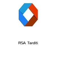 RSA  Tarditi
