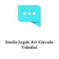 Studio Legale Avv Corrado Voltolini