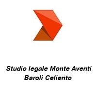 Studio legale Monte Aventi Baroli Celiento