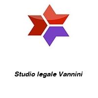 Studio legale Vannini