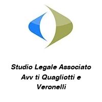 Studio Legale Associato Avv ti Quagliotti e Veronelli