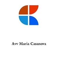 Avv Maria Casanova