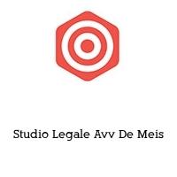 Studio Legale Avv De Meis