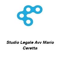 Studio Legale Avv Mario Ceretta