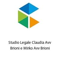 Studio Legale Claudia Avv Brioni e Mirko Avv Brioni