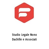 Studio Legale Nono Dachille e Associati