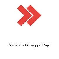 Avvocato Giuseppe Pugi