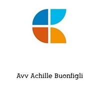 Avv Achille Buonfigli