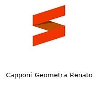 Capponi Geometra Renato